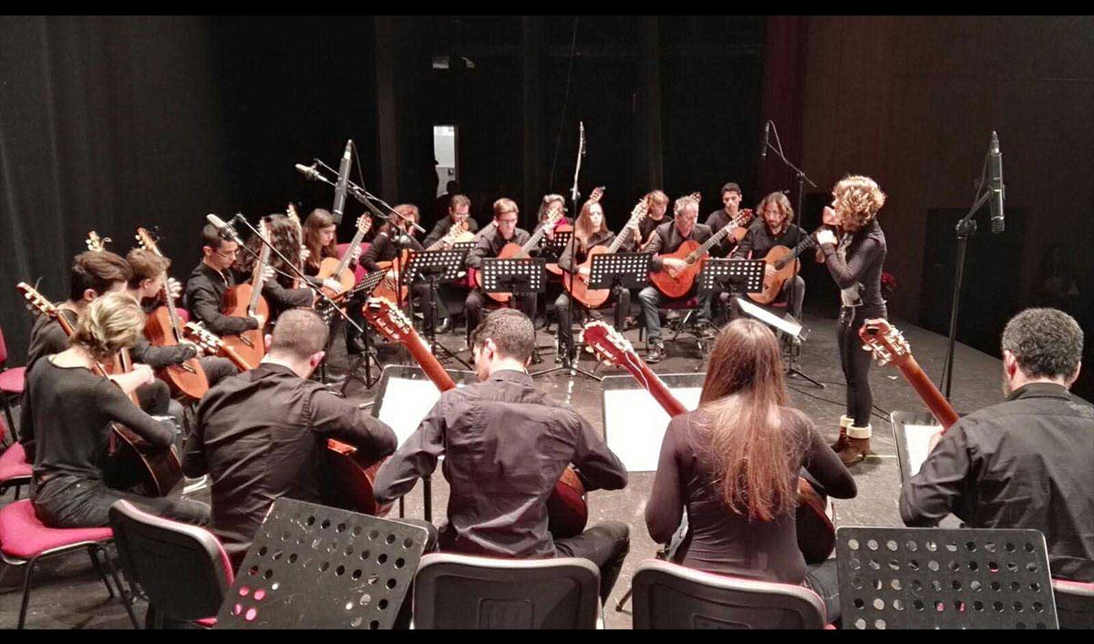 concierto agrupaciones musicales roquetas de mar