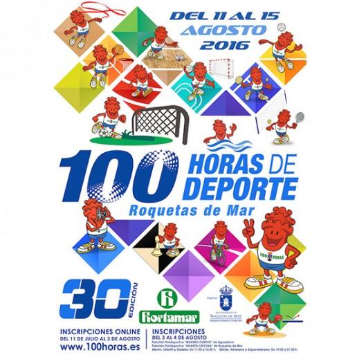 App 100 Horas Deporte Roquetas de Mar