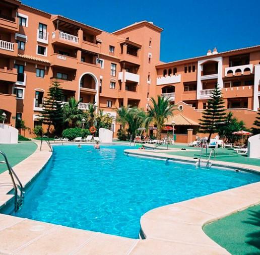 Apartamentos Estrella de Mar - Turismo Roquetas de Mar