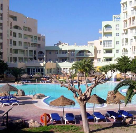 Apartamentos Fenix Beach - Turismo Roquetas de Mar