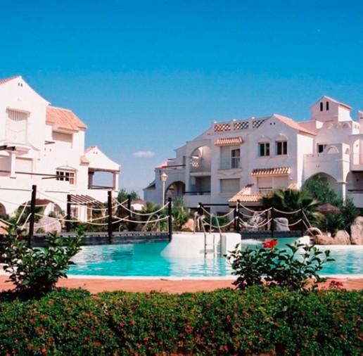 Apartamentos Golf Center - Turismo Roquetas de Mar