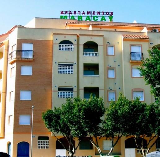 Apartamentos Maracay - Turismo Roquetas de Mar