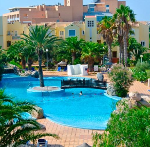 Apartamentos Mogima Macael - Turismo Roquetas de Mar
