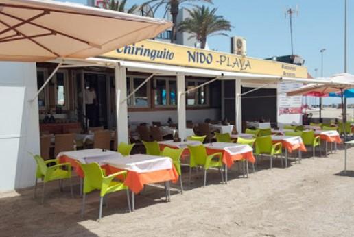 Chiringuito El Nido Playa Turismo Roquetas de Mar