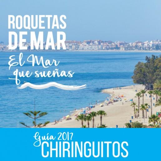 Guía de Chiringuitos - Turismo Roquetas de Mar