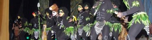 Carnavales en Roquetas de Mar