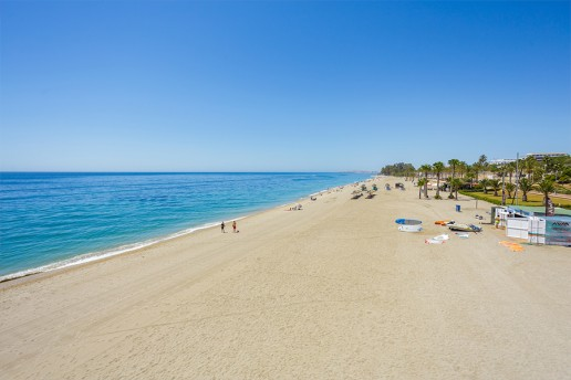 Disfruta las playas en Roquetas de Mar