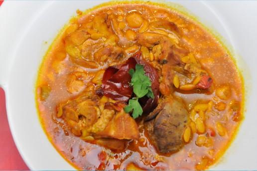Gastronomía en Roquetas de mar