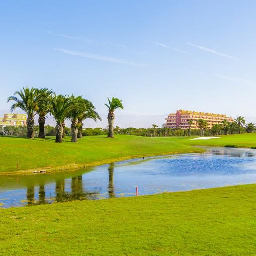 Golf Playa Serena en Roquetas de Mar