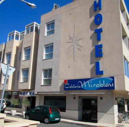 Hotel Mirablau - Turismo Roquetas de Mar
