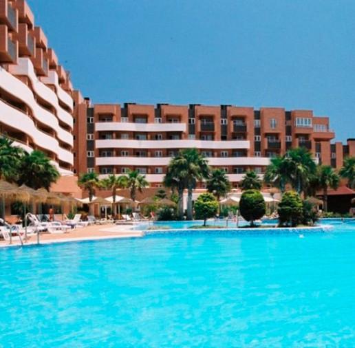 Hotel Arena Center - Turismo Roquetas de Mar