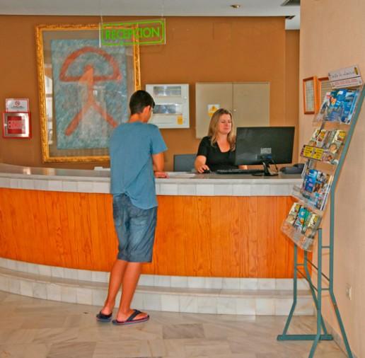 Hotel ATH Andarax - Turismo Roquetas de Mar