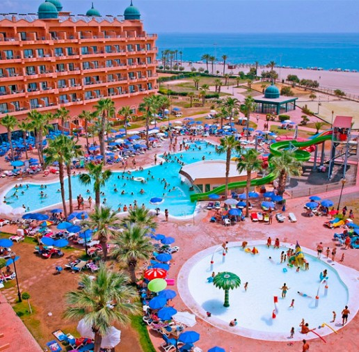 Hotel ATH Salinas Park - Turismo Roquetas de Mar