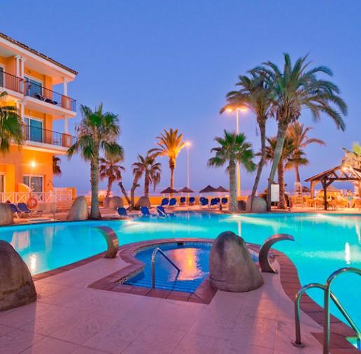 Hotel Mediterraneo Park - Turismo Roquetas de Mar