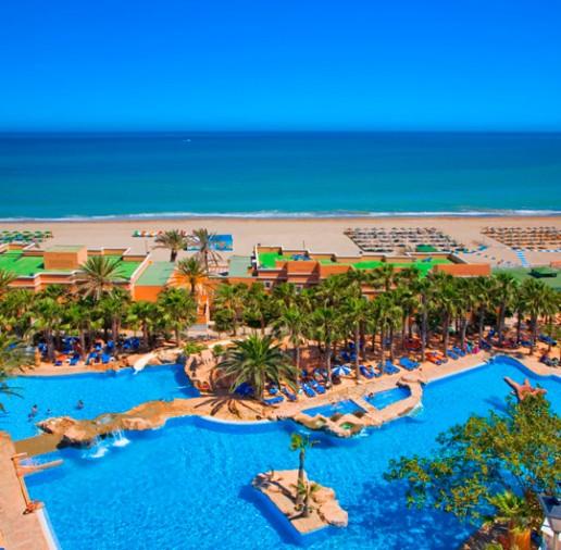 Hotel PlayaCapricho - Turismo Roquetas de Mar