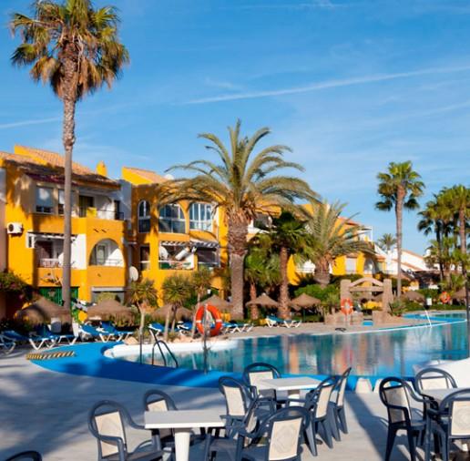 Hotel Playalinda - Turismo Roquetas de Mar