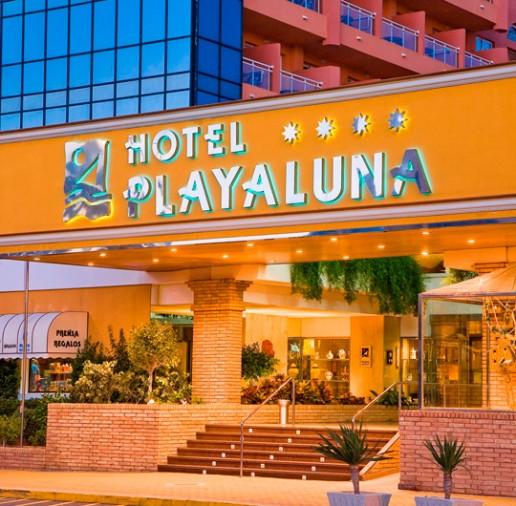 Hotel Playaluna - Turismo Roquetas de Mar