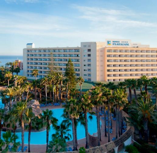 Hotel Playasol - Turismo Roquetas de Mar