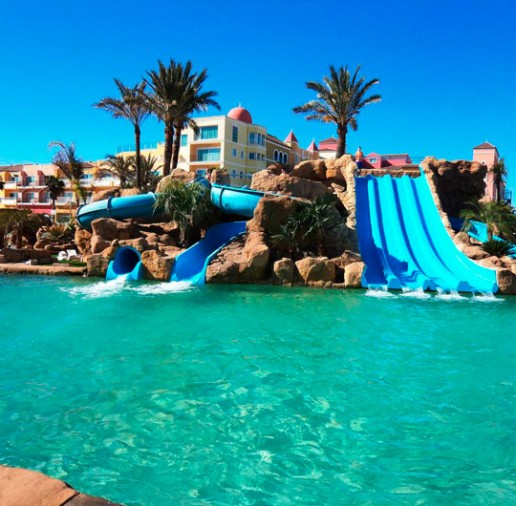 Hotel Zoraida Park - Turismo Roquetas de Mar