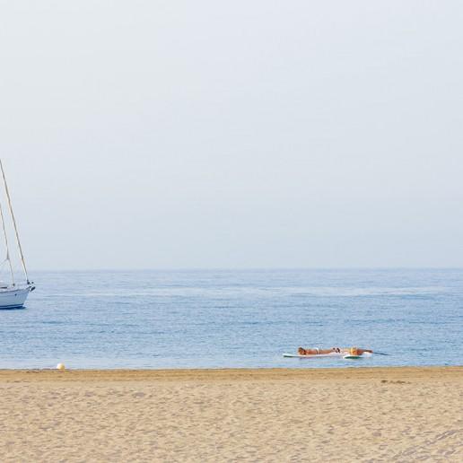 Las playas de Roquetas de Mar