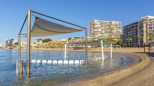 Playa Aguadulce - Turismo Roquetas de Mar