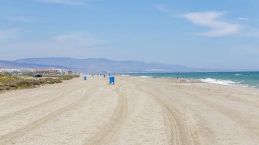 Playa Cerrillos - Turismo Roquetas de MarPlaya Ventilla - Turismo Roquetas de Mar