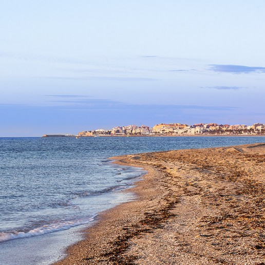 Playa Los Bajos - Turismo Roquetas de MarPlaya Ventilla - Turismo Roquetas de Mar