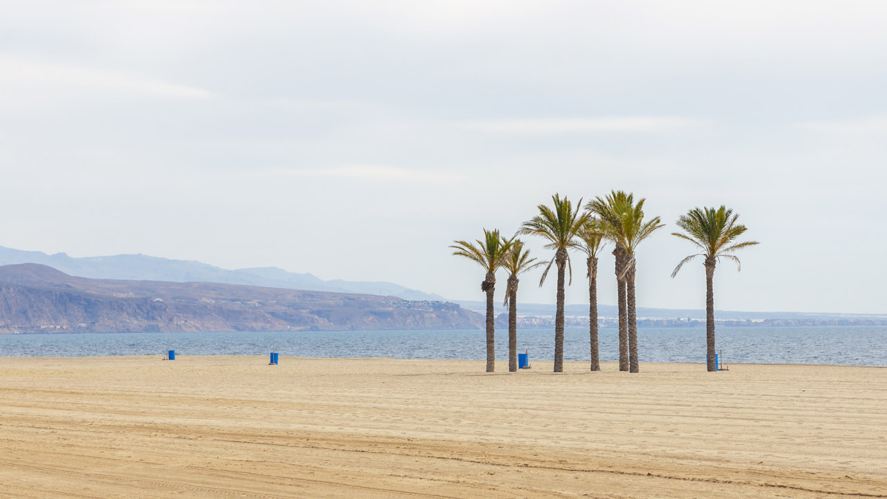 """Playa Serena, la mejor playa de España según el periódico """"El Español"""""""