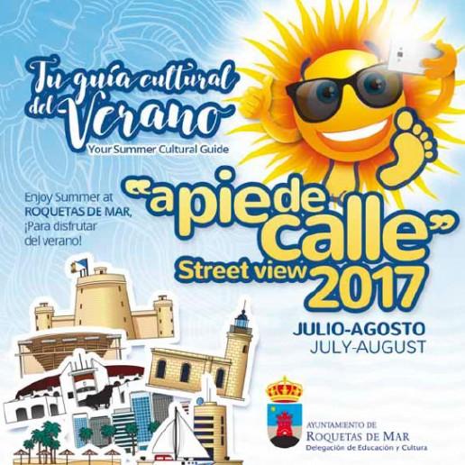 A pie de Calle - Turismo Roquetas de Mar