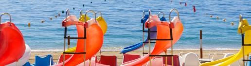 Roquetas de Mar con niños y en familia