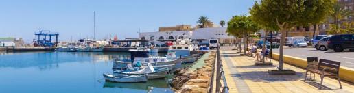 Roquetas de Mar, turismo senior