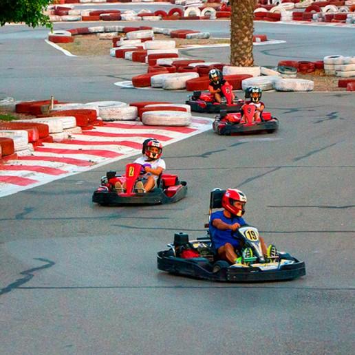 Karting en Roquetas de Mar