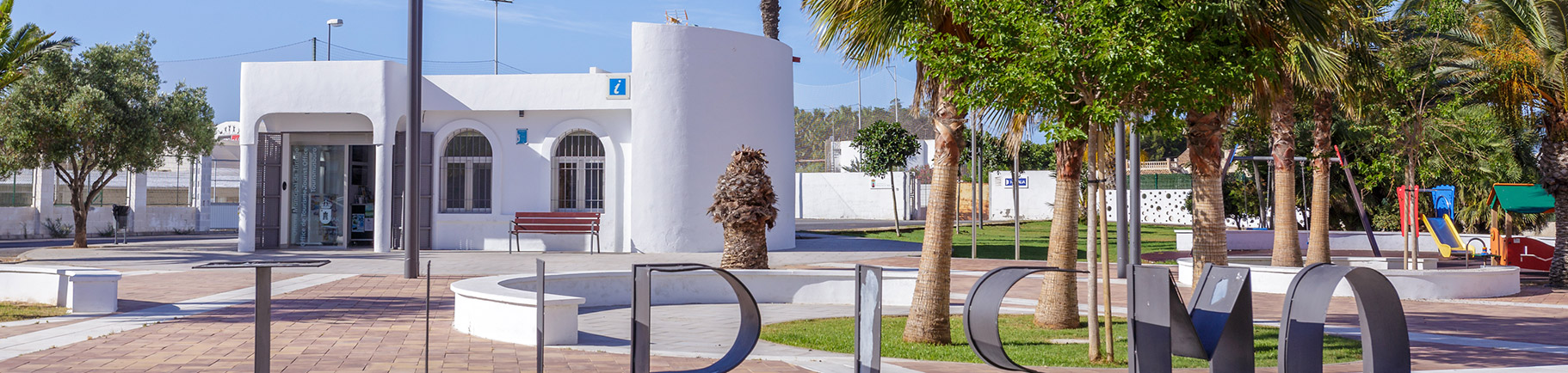 Oficinas de turismo turismo roquetas de mar for Oficina de turismo siguenza