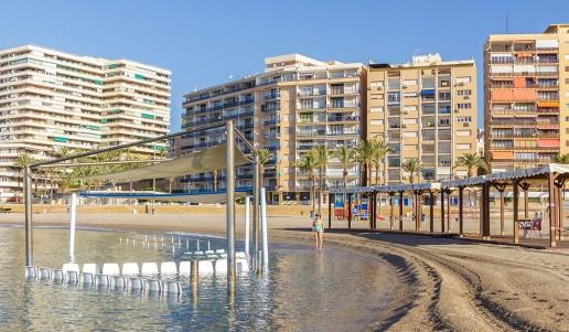 Playas Accesibles en Roquetas de Mar