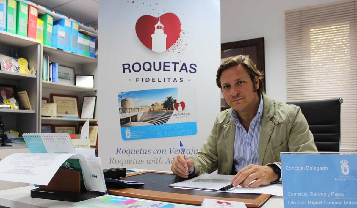 El Ayuntamiento recibe 165.000 euros de fondos europeos para la promoción del comercio local