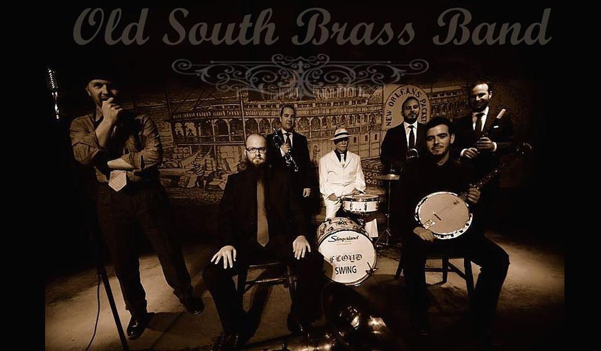 Roquetas estrena Festival Internacional de Jazz con la Old South Brass Band