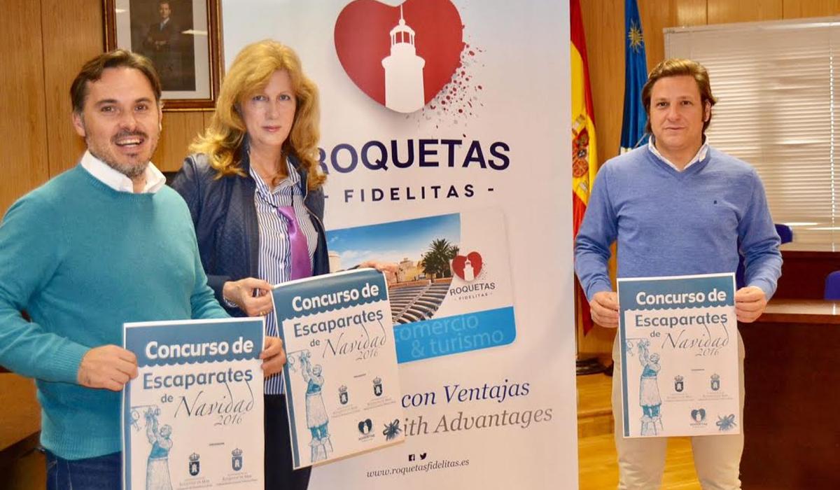 Las concejalías de Cultura y Comercio unen sus esfuerzos para potenciar el concurso de Escaparates de Navidad