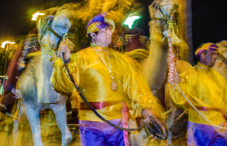 Sus Majestades los Reyes Magos se preparan para una de las noches más mágicas del año