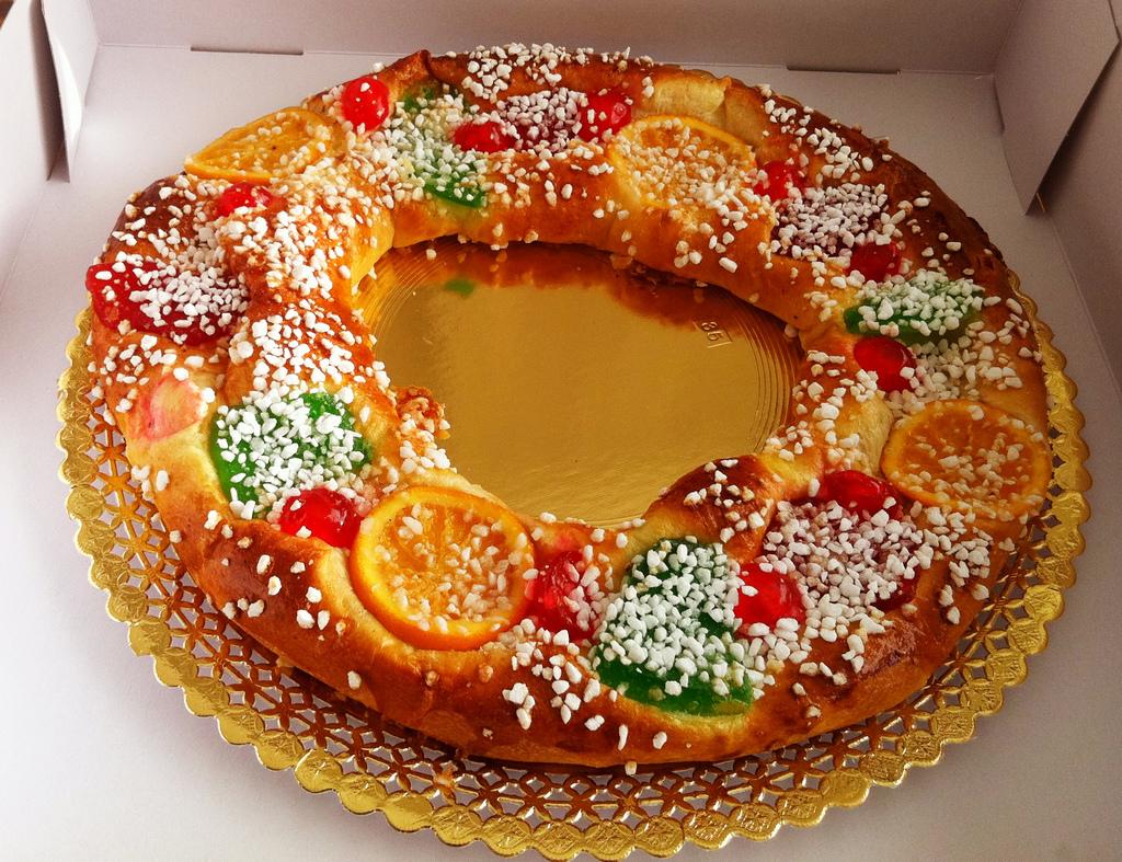 El tradicional roscón de Reyes endulza los hogares del municipio