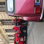 II Encuentro Andaluz 2CV y Derivados