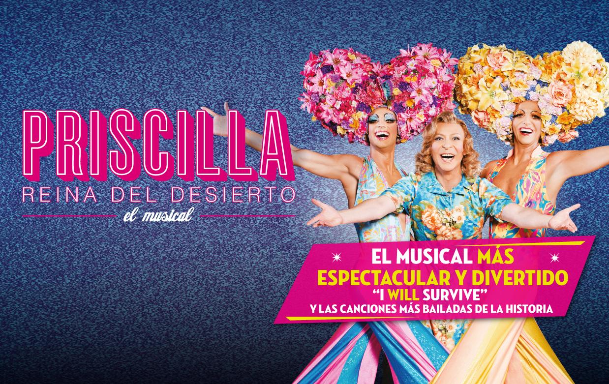 PRISCILLA, EL MUSICAL