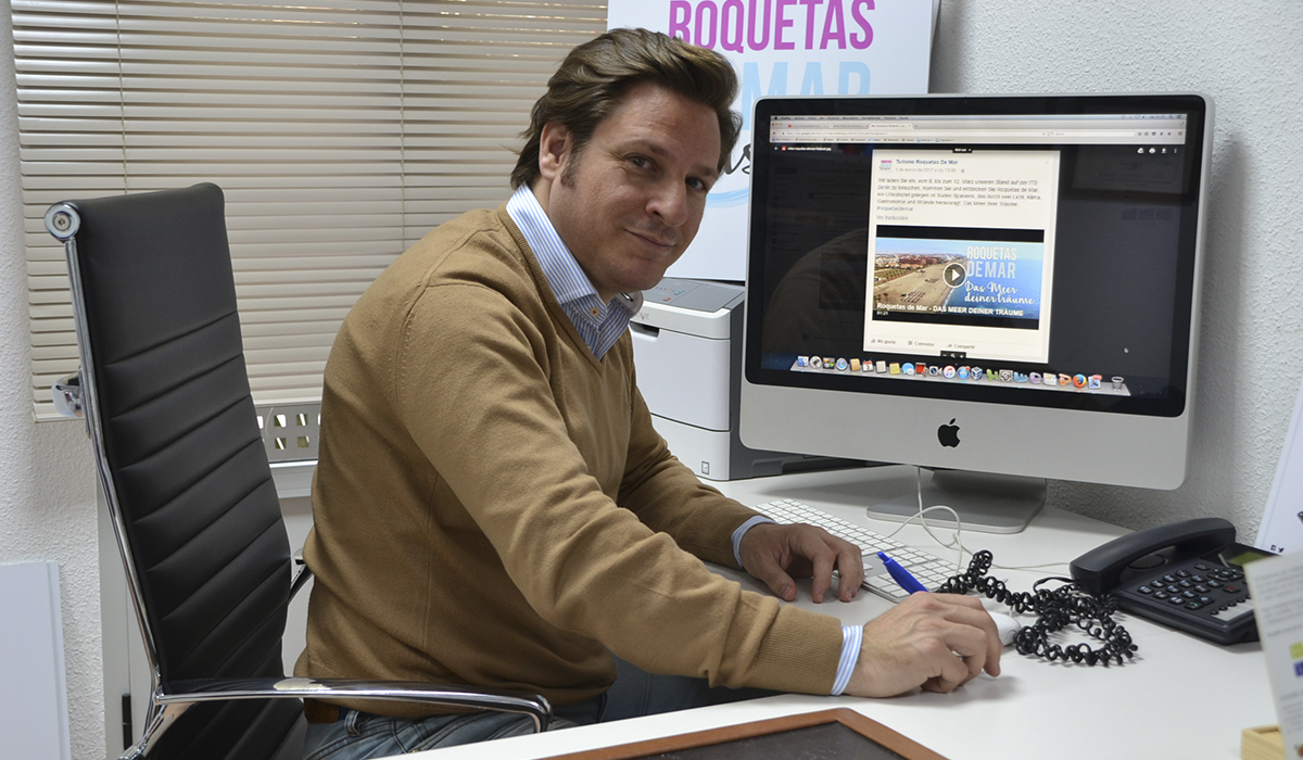 """Roquetas promociona """"El Mar que sueñas"""" en Alemania"""