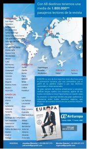 alcance air europa