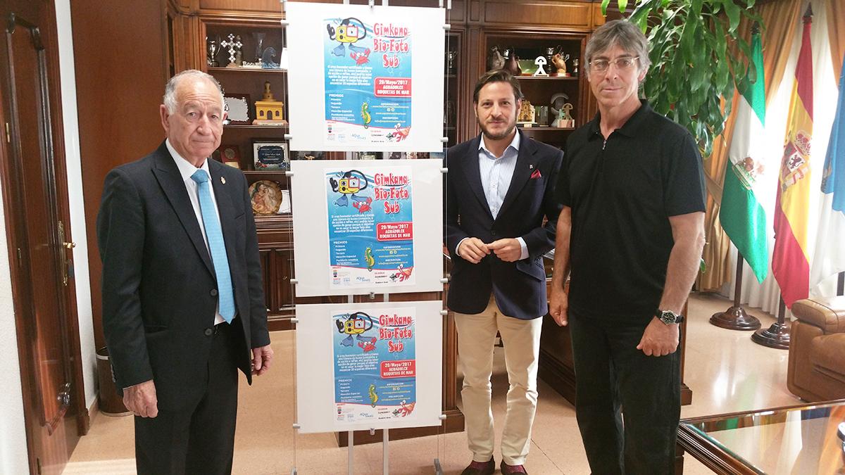 La Concejalía de Turismo pone en marca la primera Gimkana Bio-fotoSub