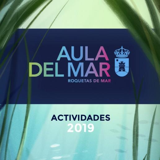 Programación anual 'Aula del Mar' - Turismo Roquetas de Mar