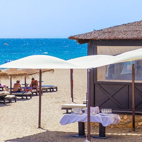 Chiringuito el Casa Nostra Beach