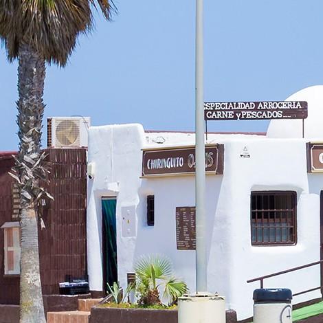 Chiringuito Oasis Beach en Playa Serena