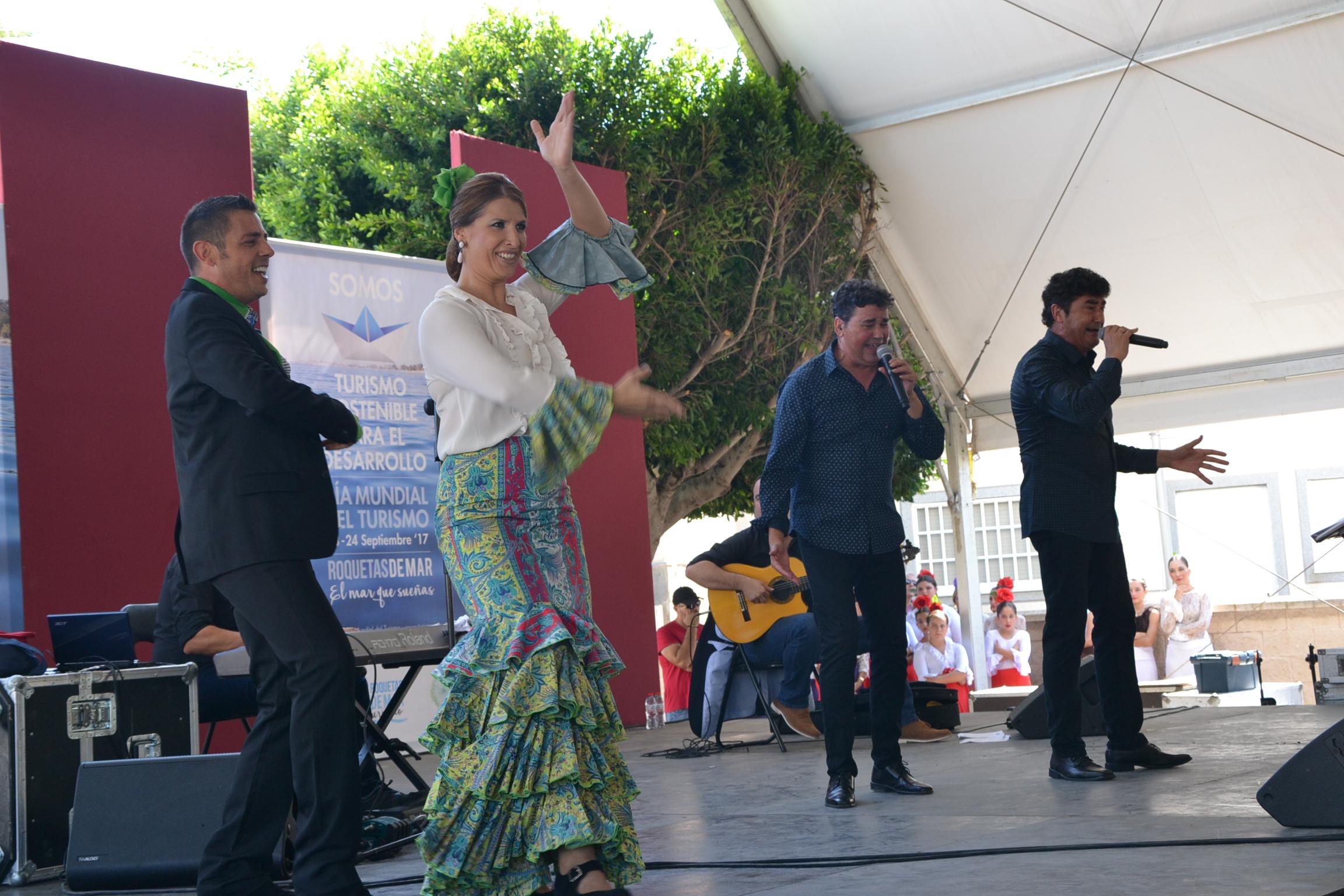 Roquetas celebra por todo lo alto el Día Mundial del Turismo