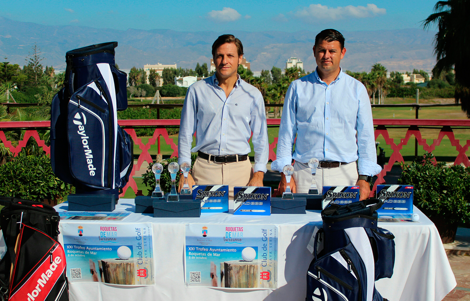 El XXI Torneo de Golf Ayuntamiento de Roquetas de Mar reunirá a más de un centenar de jugadores
