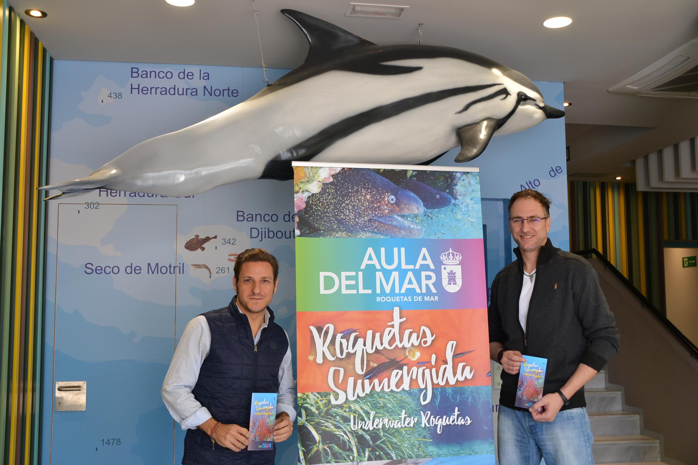 El Aula del Mar se acerca a los 15.000 visitantes en 2017